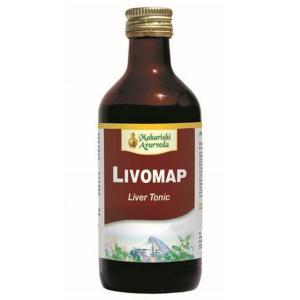 Сироп Ливомап Махариши (Livomap syrup Maharishi Ayurveda), 200 мл