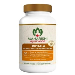 Трифала Махариши Аюрведа (Triphala Maharishi Ayurveda), 60 таблеток