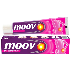 Мазь Мув (Moov Pain Relief), 30 грамм