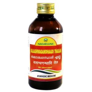 масло Балашвагандхади Нагарджуна (Balaswagandhadi Thailam Nagarjuna), 200 мл