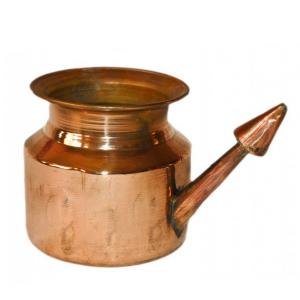 медный чайник для промывания носа Нети Пот, 250 мл