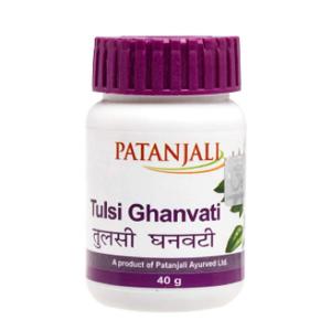 Тулси Гхан Вати Патанджали (Tulsi Ghan vati Patanjali), 80 таблеток