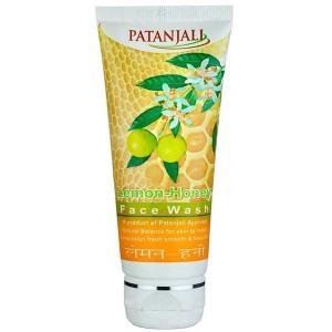 Гель для умывания Лайм и Мёд Патанджали (Lyme & Honey Face Wash Patanjali), 60 грамм