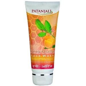 Гель для умывания Мёд и Апельсин Патанджали (Honey & Orange Face Wash Patanjali), 60 грамм