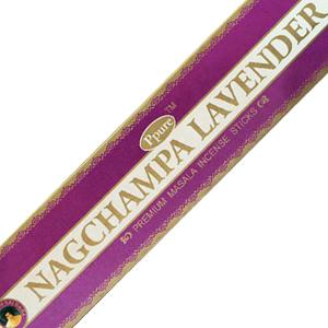 масальные ароматические палочки Лаванда (Lavander Ppure), 15 гр.