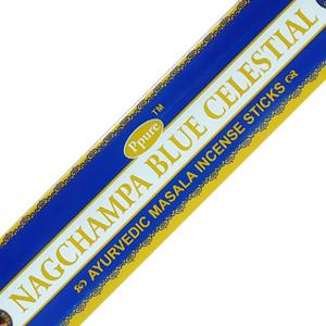 масальные ароматические палочки Небесная Лазурь (Blue Celestial Ppure), 15 гр.