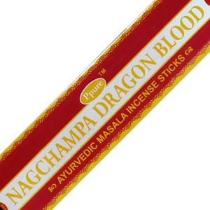 масальные ароматические палочки Кровь Дракона (Dragons Blood Ppure), 15 гр.