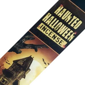 масальные ароматические палочки Призрачный Хэллоуин (Haunted Halloween Ppure), 15 грамм