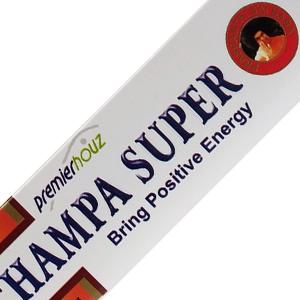 масальные ароматические палочки Наг Чампа Супер (Super Nagchampa Ppure), 15 грамм