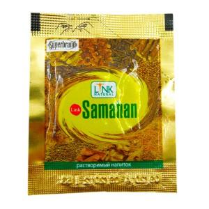 Травяной аюрведический напиток Самахан (Samahan, Link Natural), 4 грамма