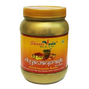 Чаванпраш ШантиВеда (Shantiveda Chyawanprash), 500 грамм