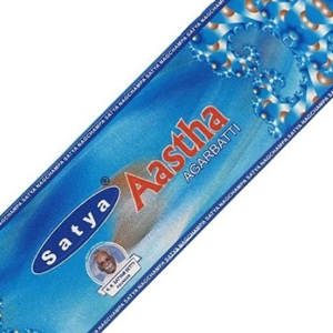 ароматические палочки Ааштха Сатья (Aastha Satya), 15 гр.