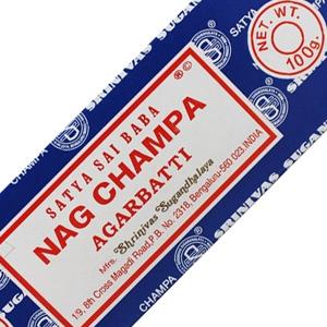 ароматические палочки НАГ ЧАМПА Сатья (Nag Champa Satya), 100 гр.