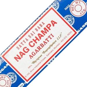 ароматические палочки Наг Чампа Сатья (Nag Champa Satya), 40 гр.