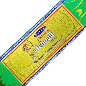 ароматические палочки Пачули (Patchouli Satya), 15 гр