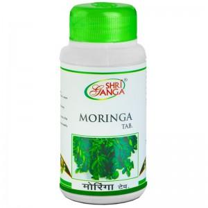 Моринга Шри Ганга (Moringa Shri Ganga), 60 таблеток