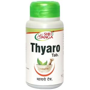 Тьяро Шри Ганга (Thyaro Shri Ganga), 120 таблеток