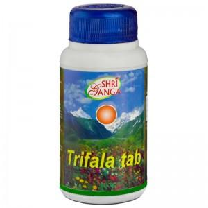 Трифала Шри Ганга (Trifala Shri Ganga), 200 таблеток
