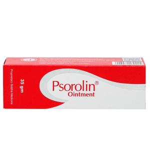 мазь от псориаза Псоролин Сиддха (Psorolin Dr.JRK Siddha), 35 гр.