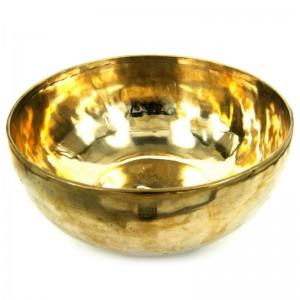 Поющая чаша ручная ковка 9 металлов, 15,5 см