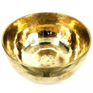 Поющая чаша ручная ковка 9 металлов, 18,5 см