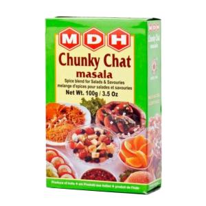 специи для салата Чанки Чат (Chunky Chat masala MDH), 100 гр.