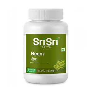 Ним Шри Шри Аюрведа (Neem Sri Sri Ayurveda), 60 таблеток