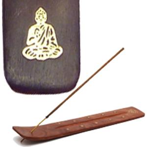подставка для благовоний Будда