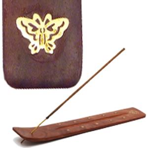 подставка для благовоний Бабочка