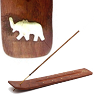 подставка для благовоний Слон