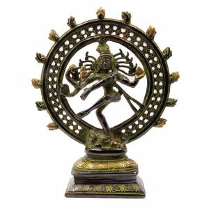 статуэтка Шива Натарадж, бронза 25 см