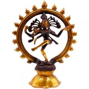 статуэтка Шива Натараджа, 25 см бронза