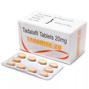 Тадарайз-20 (Сиалис) Tadarise-20, 10 таблеток