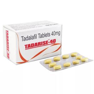 Тадарайз-40 (Сиалис) Tadarise-40, 10 таблеток