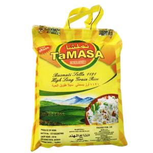 Рис Басмати Тамаса длиннозёрный (Tamasa), 2 кг