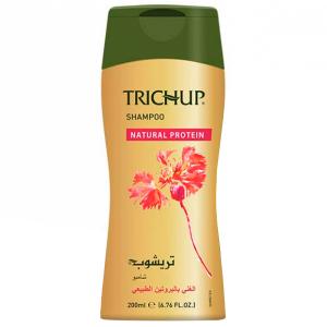 шампунь Тричуп с протеином (Trichup Natural Protein shampoo), 200 мл.
