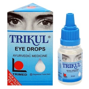глазные капли Трикул (Trikul), 15 мл.