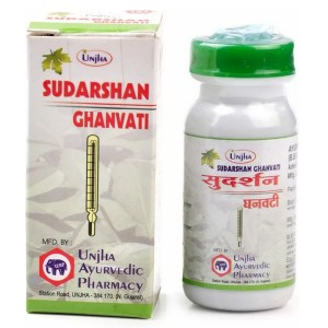 Сударшан Гханвати (Sudarshan Ghanvati Unjha), 40 таблеток