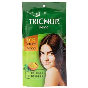 хна для волос Тричуп (Trichup Henna), 100 гр.